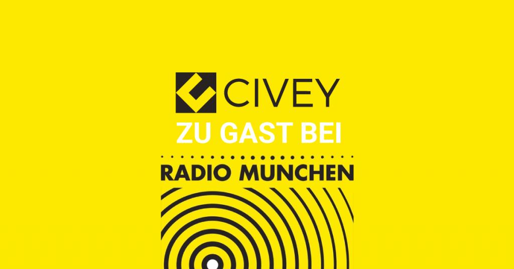 Civey bei Radio Muenchen