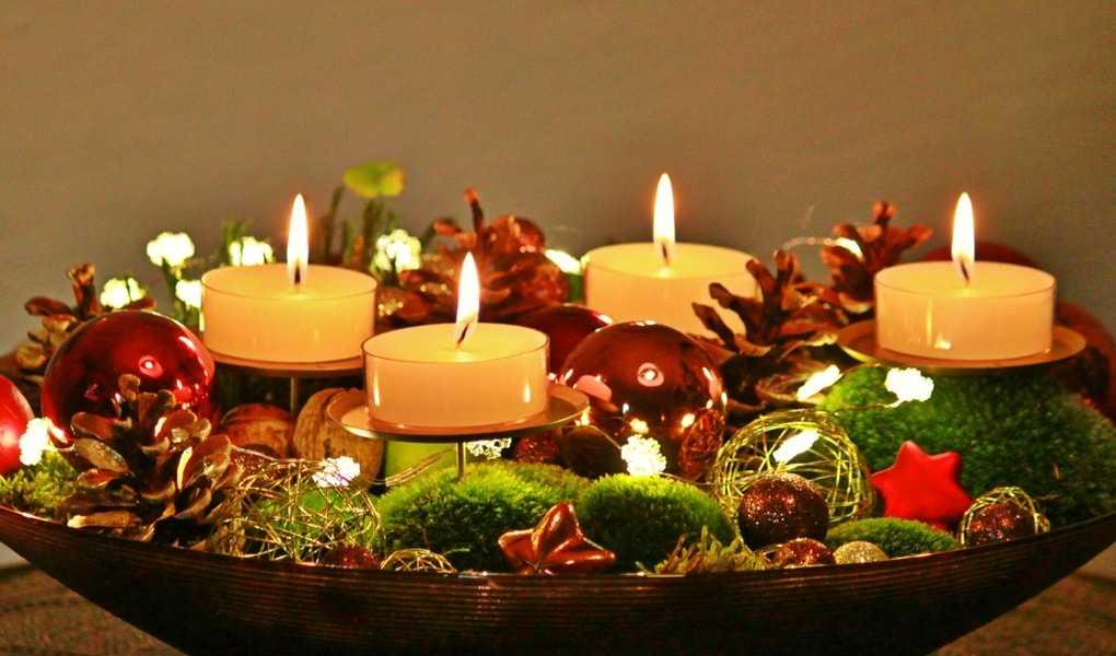 Was ist für Sie das Schönste in der Adventszeit