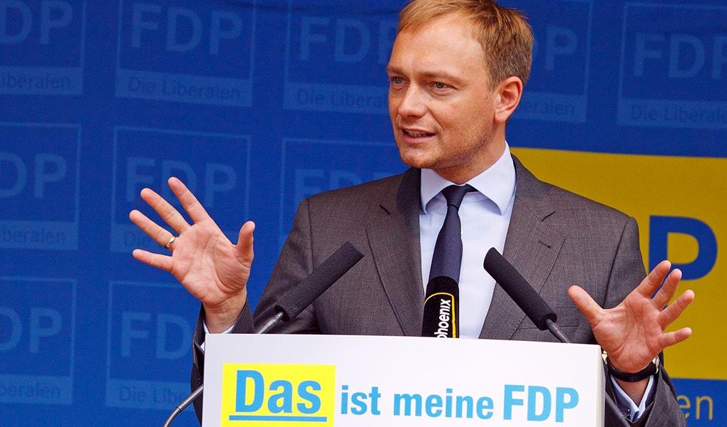 Wie bewertest du die Arbeit von Christian Lindner als Vorsitzenden der FDP?
