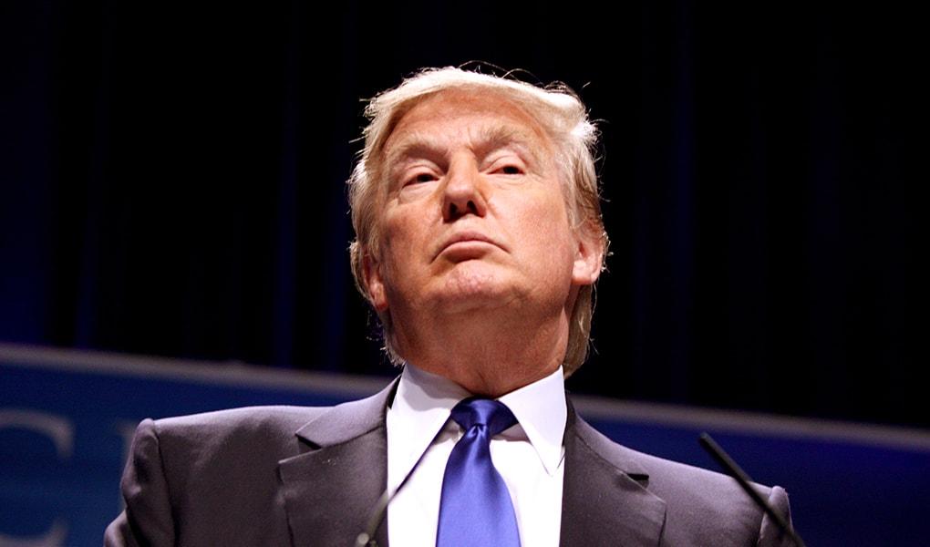 Ist Trump eine Gefahr für den Weltfrieden?
