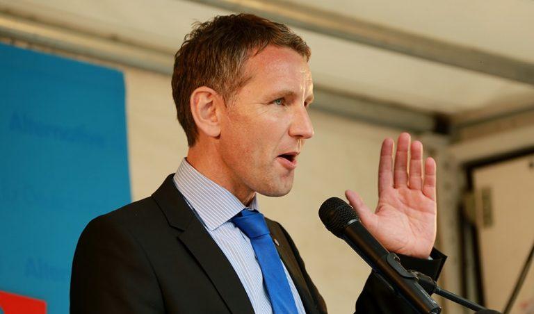 Soll die AfD Björn Höcke aus der Partei ausschließen?