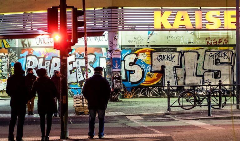 Wie sicher fühlen Sie sich in Berlin?