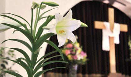 Gehen Sie an den Osterfeiertagen in die Kirche?