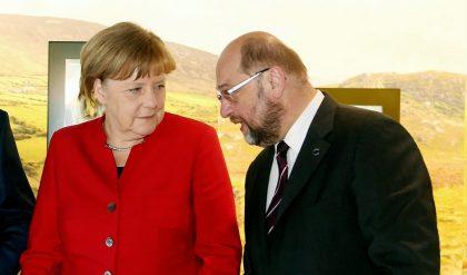 Wen halten Sie für glaubwürdiger, Angela Merkel oder Martin Schulz?