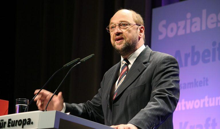 Wie beurteilen Sie Martin Schulz als Spitzenkandidat der SPD?