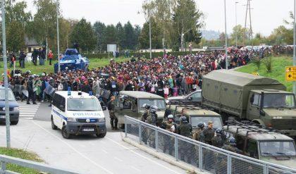 Soll die EU Strafen gegen Mitgliedsstaaten verhängen, die keine Geflüchteten aufnehmen?