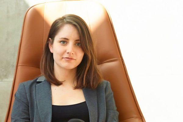 Janina Mütze, Mitgründerin und COO von Civey