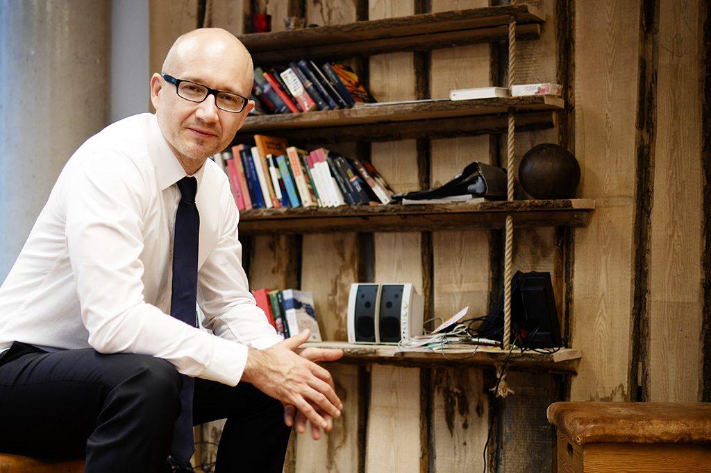 Civey CEO und Mitgründer Gerrit Richter