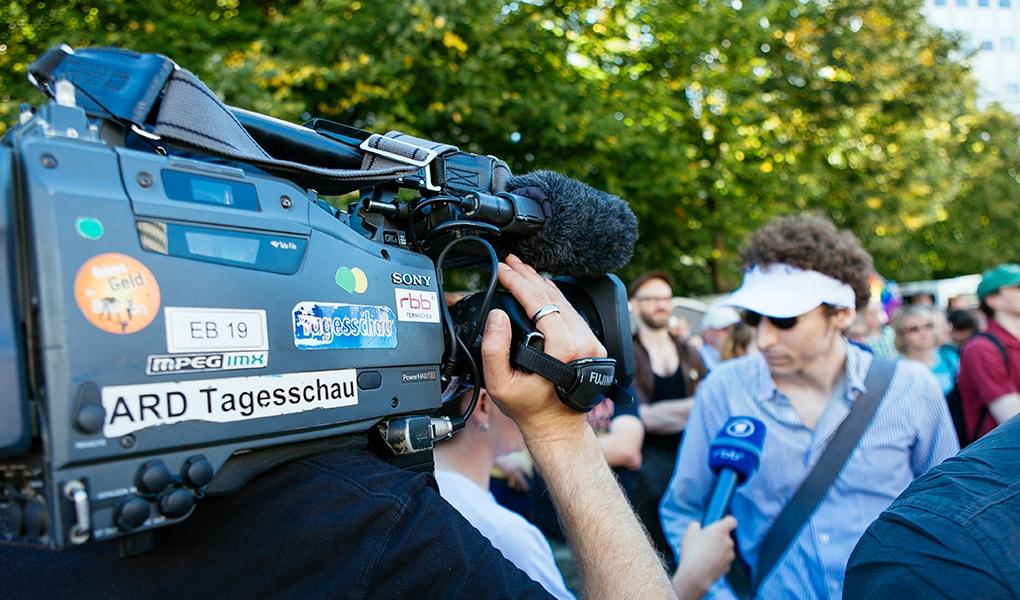 Wie glaubwürdig ist Ihrer Meinung nach die Nachrichten-Berichterstattung im öffentlich-rechtlichen Fernsehen?